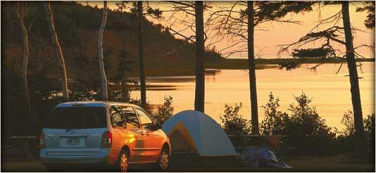 Lord Selkirk Provincial Park