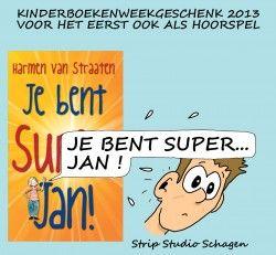 Harmen van Straaten schreef Kinderboekenweekgeschenk