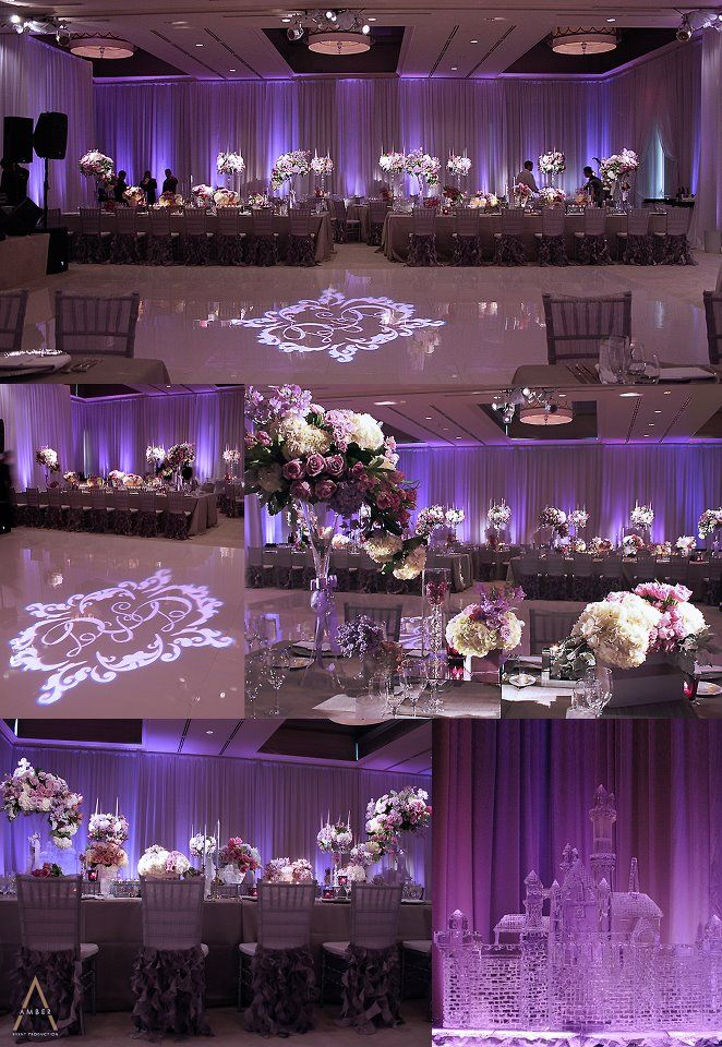 Purple wedding idea!