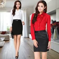 Fantastic Summer Style Vintage Skirt High Waist Work Wear Midi Skirts Womens