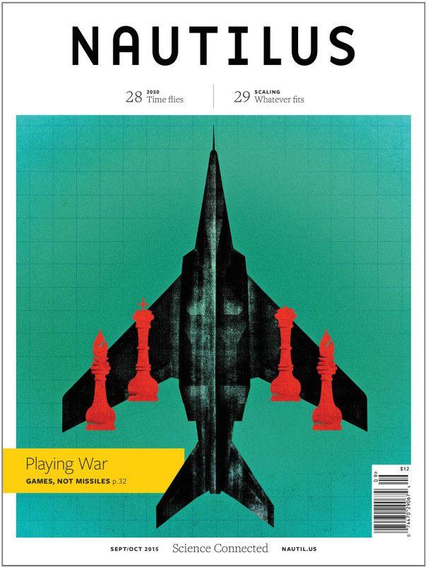 10 Illustrated Nautilus Magazine Covers