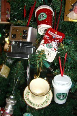 36 best Starbucks Ornaments images on Pinterest | Starbucks ...