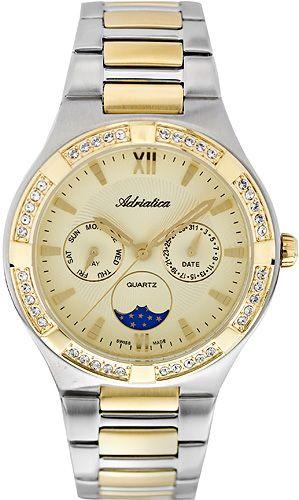 Zegarek damski Adriatica A3421.2161QFZ - sklep internetowy www.zegarek.net