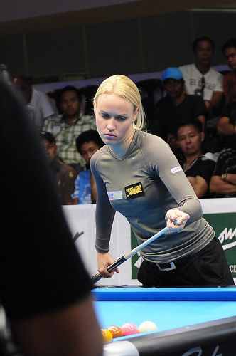 42 Best Images About Jasmin Ouschan Hot Pool Player On
