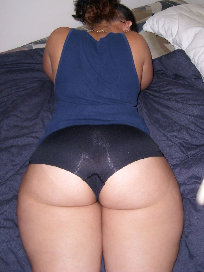Black big booty porn pic