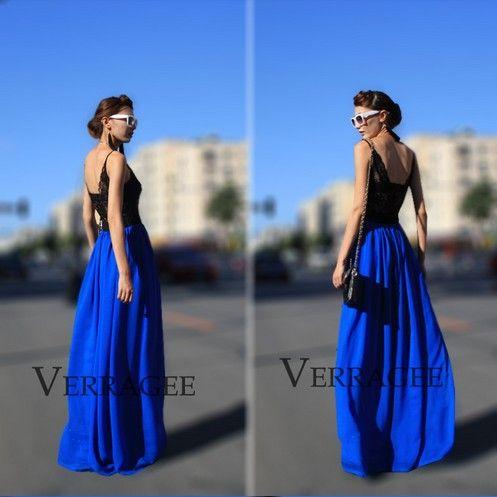 verragee 2013 nuevo llega la primavera y el verano europa pantalones de cintura alta elegante vestido de gasa