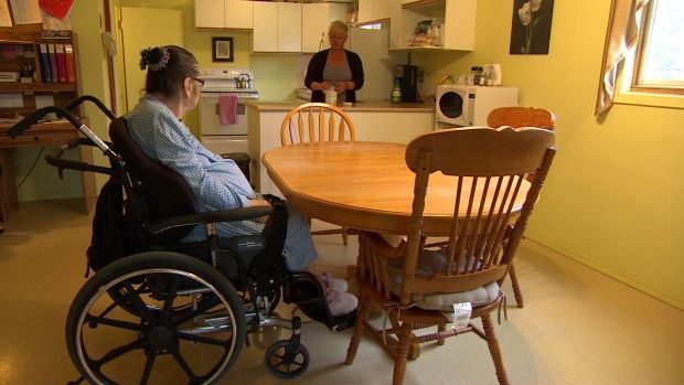 Non-profits that care for clients with disabilities say they're in crisis