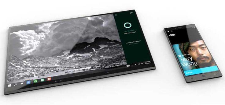 Dell Stack Intel based Windows 10 Mobile device details