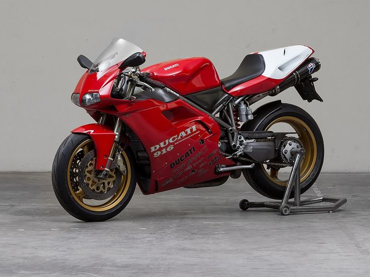 Ducati 916 SP, Model Year 1994