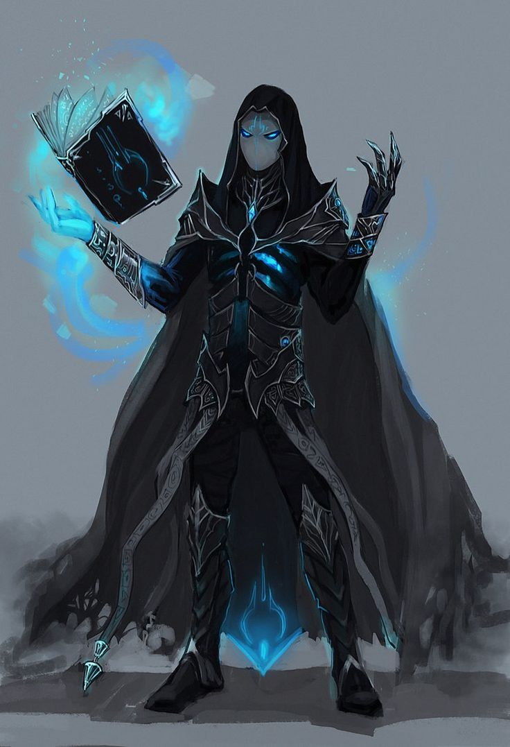 Wizard by NeexSethe.deviantart.com on @DeviantArt