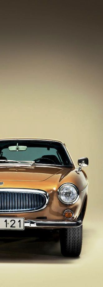 Pampam : doyoulikevintage:   Volvo P1800