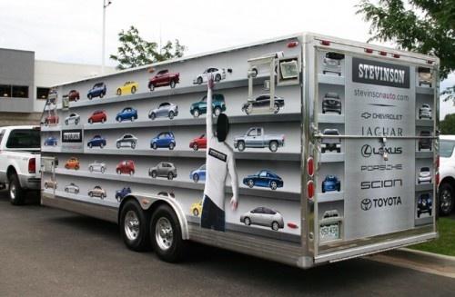 56 best images about lettrage remorque cargo trailer for Evergrain com