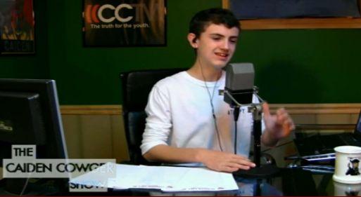 """Piccoli omofobi crescono. Caiden Cowger, 14 anni: """"Obama rende i ragazzi gay"""""""