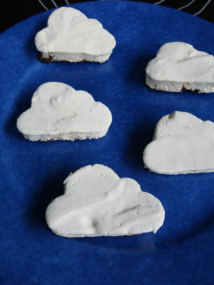 Honey Marshmallow Clouds