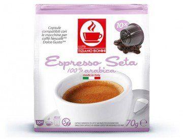 Dolce Gusto compatible- 100 Espresso Seta capsules Tizian... https://www.amazon.ca/dp/B01F4A9DVC/ref=cm_sw_r_pi_dp_cLHkxb09S3BC0