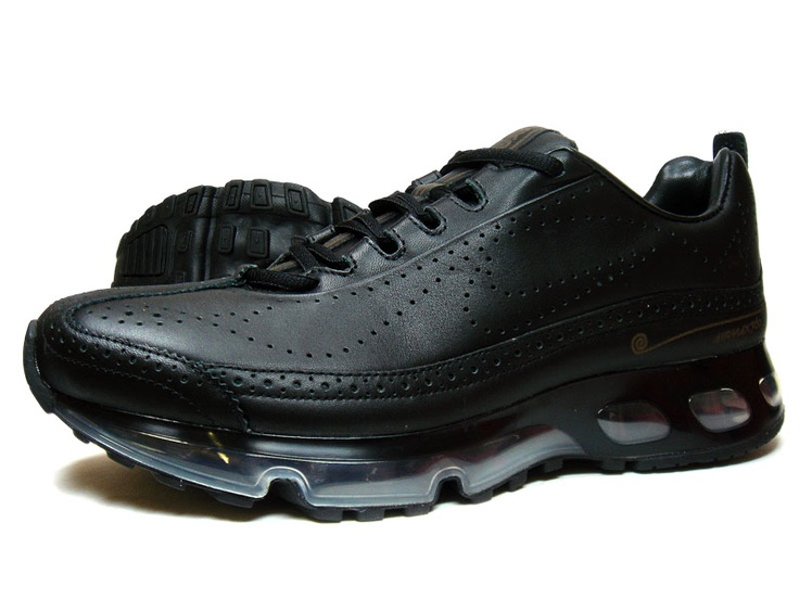 2e99a28436 ... free shipping air max 360 black leather 92033 d1c04