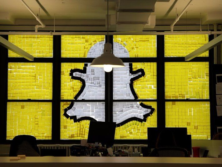 A group of investors wants to bar Snapchat from being added to stock market indexes over voting rights (SNAP)