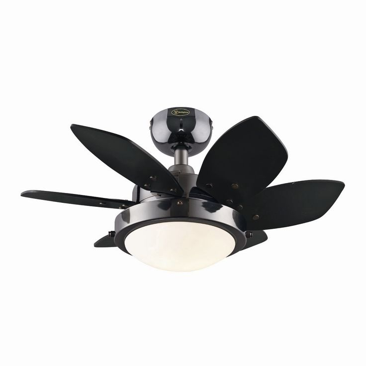 "Westinghouse Lighting 24"" Quince 6 Blade Ceiling Fan 