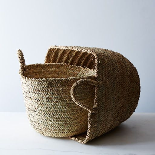 Handwoven Moroccan Basket on Provisions by Food52