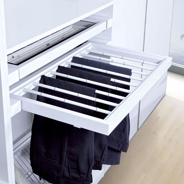 Soft Close Trousers Rack