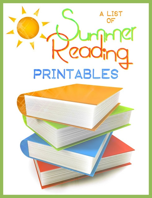 A list of summer reading printables 2013 papertapepins. Amazing printables, especially the I've read 20 minutes coins