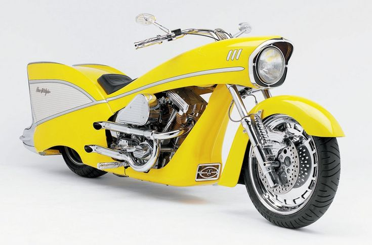 Ness-Stalgia: 1957 Chevy, Ness Stalgia, Favorite Motorcycles, Motorcycles Chopper, Arlen Ness, Riding Motorcycles, Motorbikes Dreams, Exotic Motorbikes, Chevy Bel