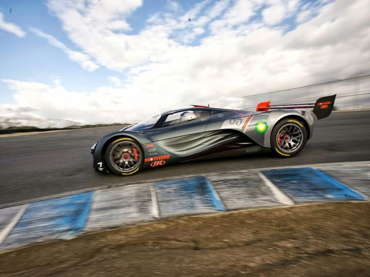 Fast Cars! Mazda