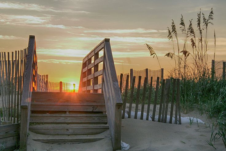 Sunrise in the Outer Banks, Nags Head, North Carolina | Flickr - Photo Sharing!