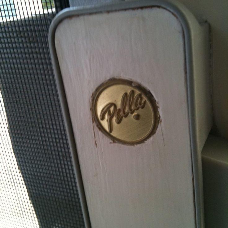 Pella Sliding Screen Door Latch