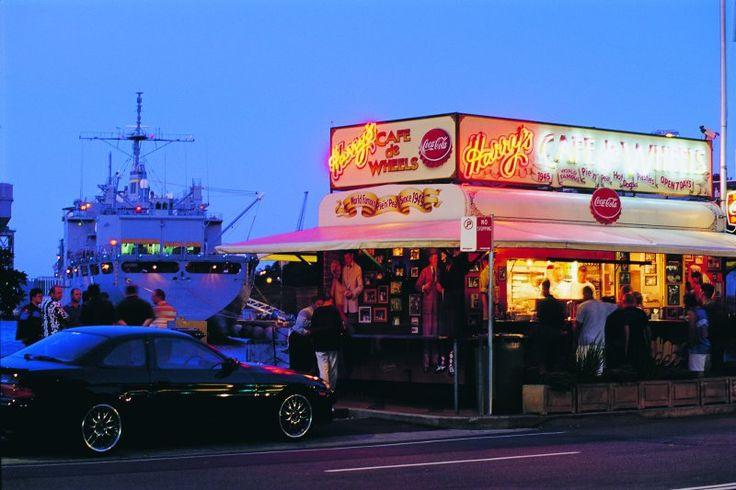 Harry's Cafe @ Woolloomooloo Bay