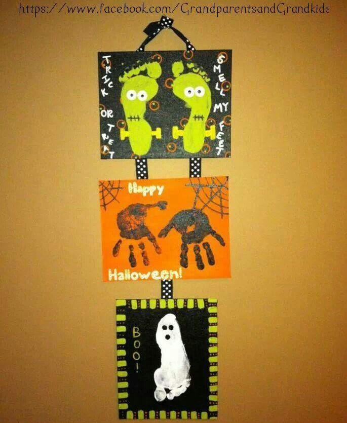 Halloween crafts for kids :-) | Teaching | Pinterest