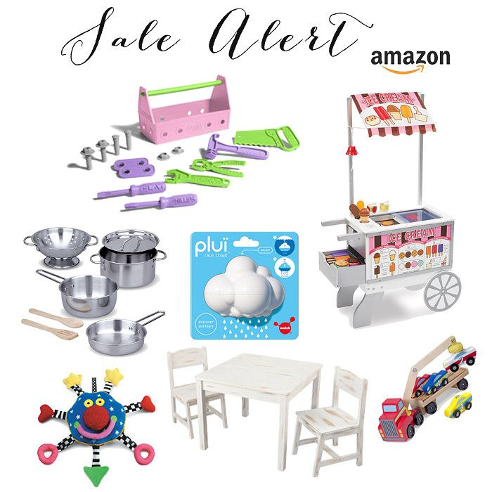Amazon Toy Sale! Additional 30% off - Sparkling Footsteps