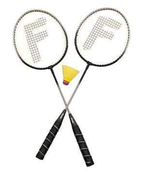 Franklin Sports Badminton/Volleyball Set #gifts