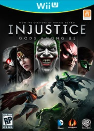 Injustice Gods Among Us will be available on Nintendo Wii U in 2013. This is a Wii U fighting game like none before.    With this cool game you can now be a super hero like Superman, Batman, Wonder Woman, The Flash, Nightwing, Catwoman, Cyborg, Harley Quinn, Solomon Grundy, and other