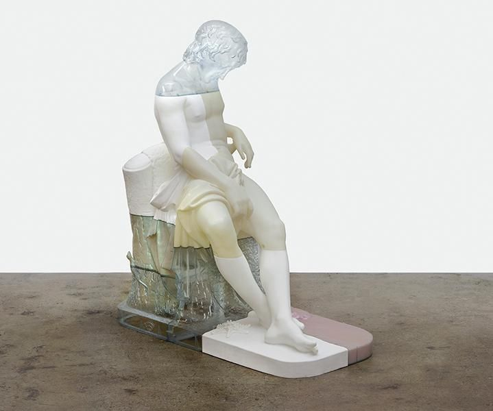 Oliver Laric, « Sleeping Boy », 2016