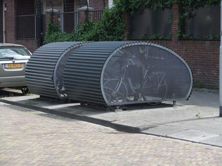 Fietsenstalling Breitnerstraat, Rotterdam
