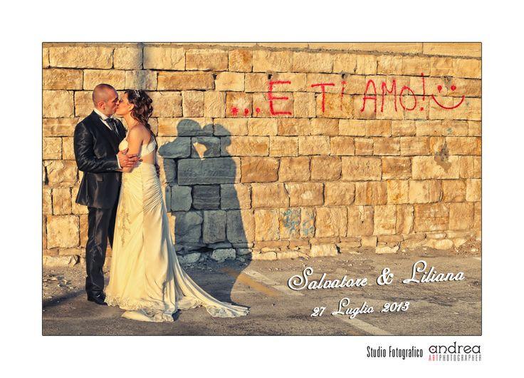 Salvatore & Liliana Sposi, Manfredonia, Foggia - Studio Fotografico Andrea Art Photographer - Viale Ofanto, 76 - Foggia - Puglia - +39 328 3892787