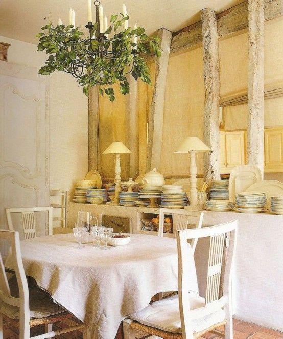 sala da pranzo stile provenzale 27