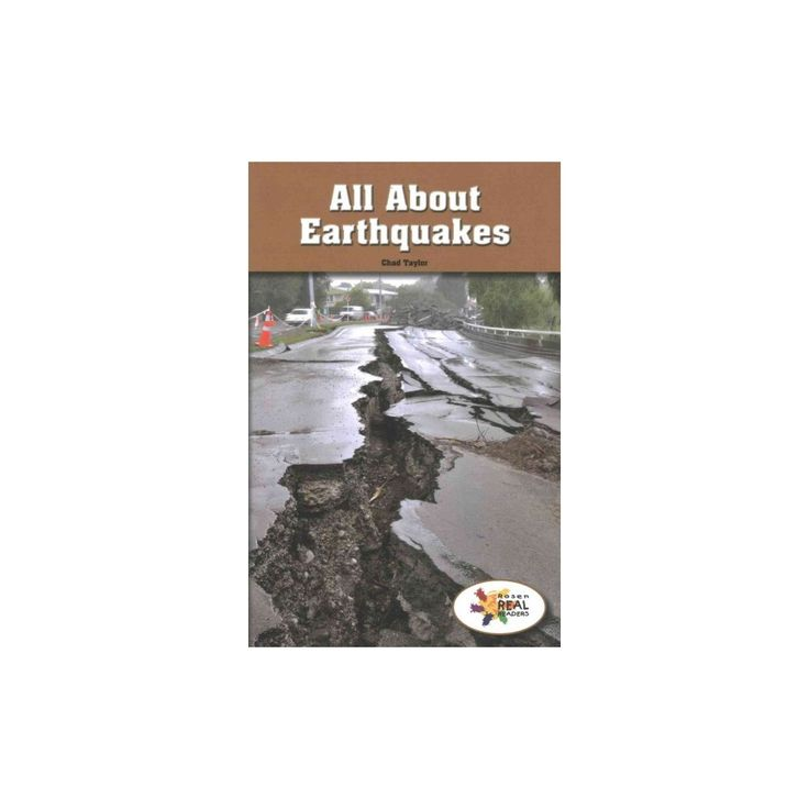 All About Earthquakes (Vol 0) (Paperback) (Chad Taylor)