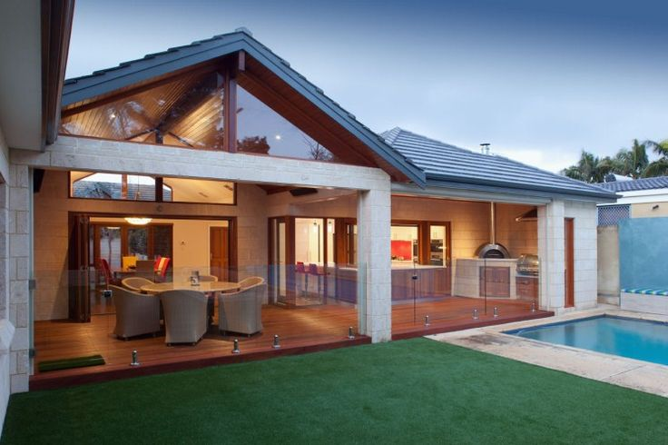 Pool Area Renovations : Alfresco and outdoor living areas specialist home