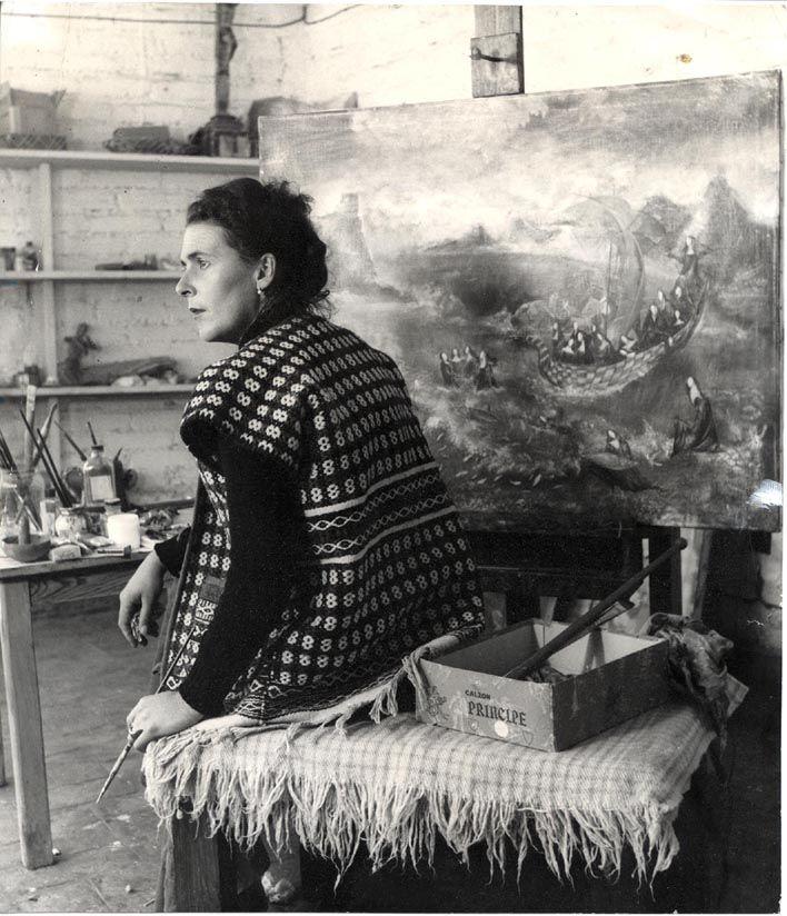 Leonora Carrington  México
