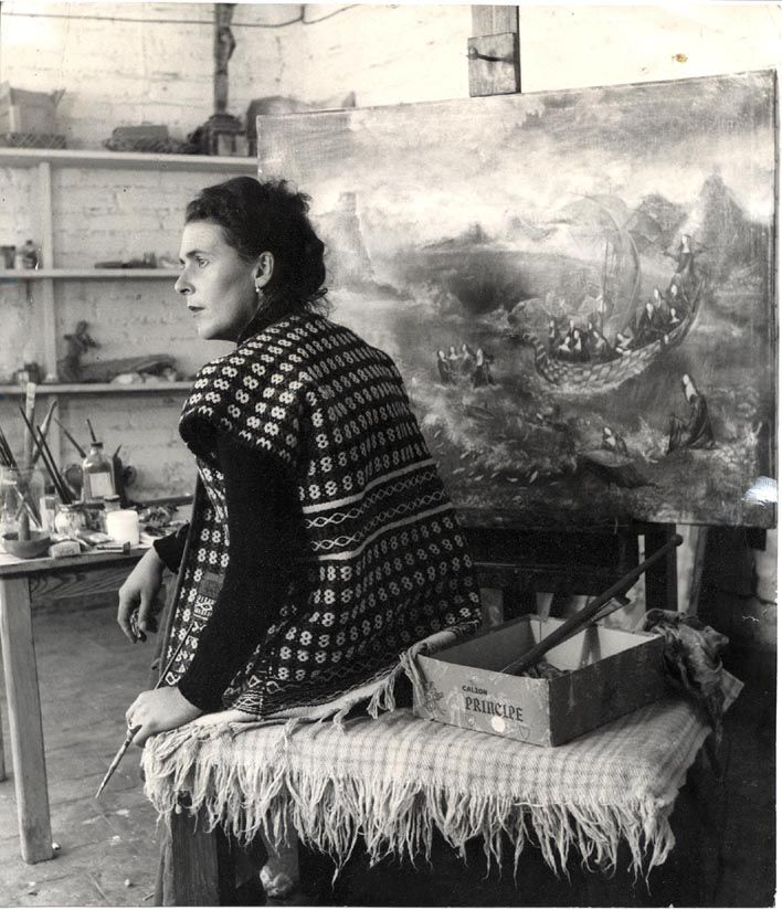 Leonora Carrington  México
