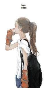 Resultado de imagen para la rosa de el principito dibujada como mujer