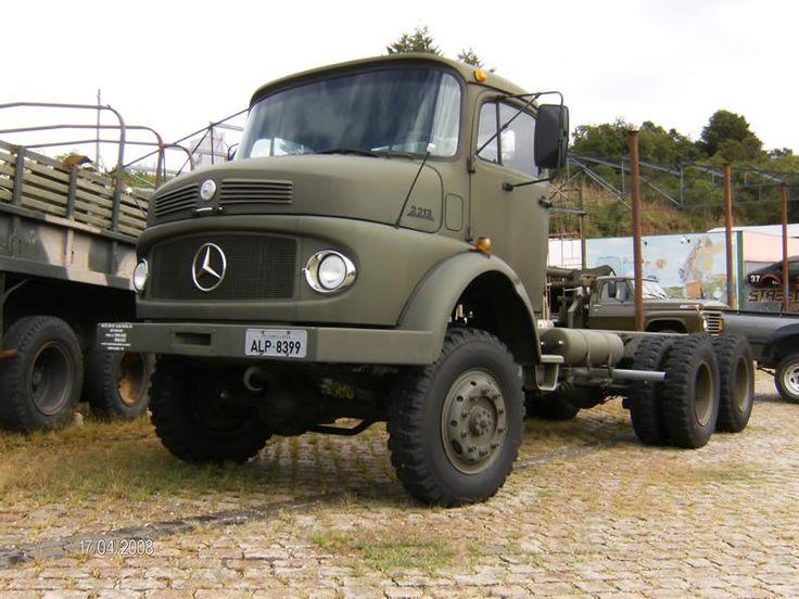 Baumaschinenbilder.de - Forum | Mercedes-Benz | Mercedes-Benz Rundhauber - Die Sammlung