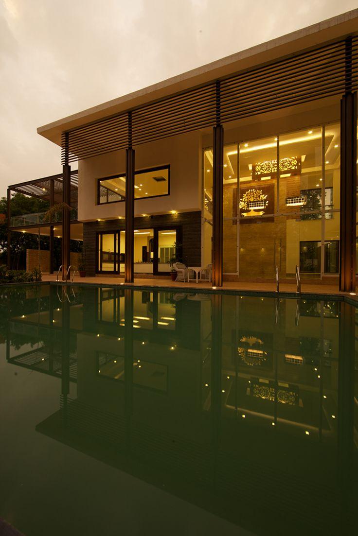 Sachdeva Çiftlik Evi / Mekanlar Architects @ ka - 10