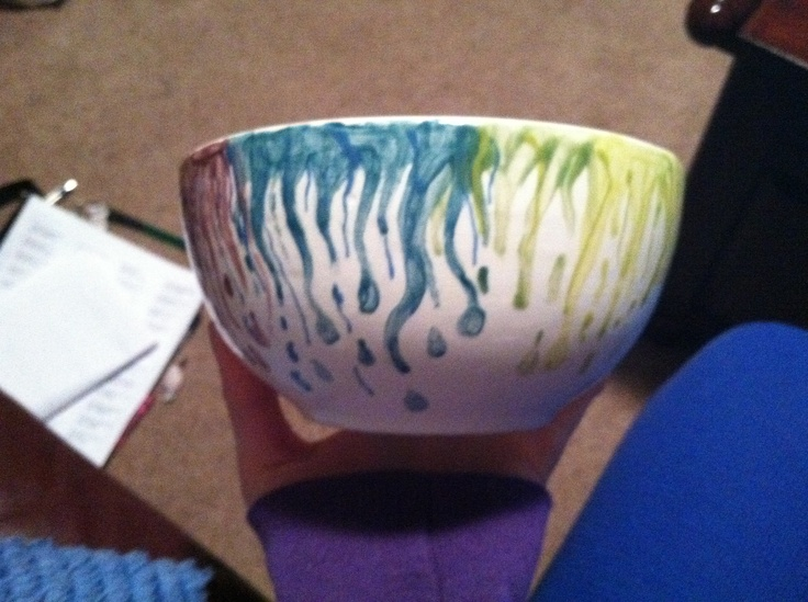 Best 25 color me mine ideas on pinterest painting for Creative pottery painting ideas