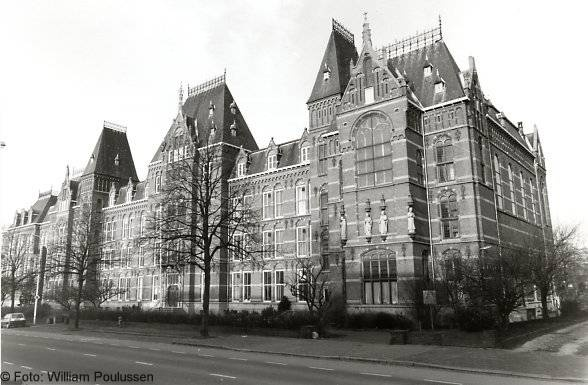 ©092 - Canisius College in 1900, Architect: N. Molenaar. A former Roman Catholic Boarding School for boys only