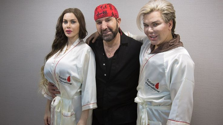 Pixee Fox And Rodrigo Alves' Plastic Surgery Camp: HOOKED ON THE LOOK - YouTube