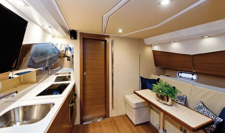 Azimut Verve 40 - Galley