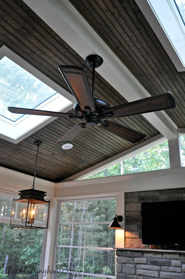 Best 25 Outdoor Fans Ideas On Pinterest Screened Porch